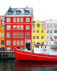 Billig biludlejning i Danmark