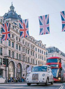 Billig biludlejning i Storbritannien