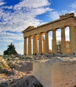 Billeje & lejebil i Athen