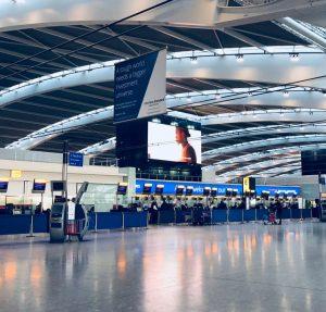 Billige Biludlejning London Heathrow Airport Lhr Autoprio Dk