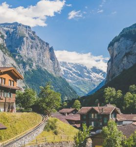 Billig biludlejning i Schweiz