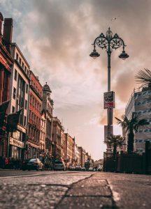 Billeje & lejebil i Dublin