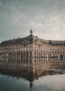 Billeje & lejebil i Bordeaux