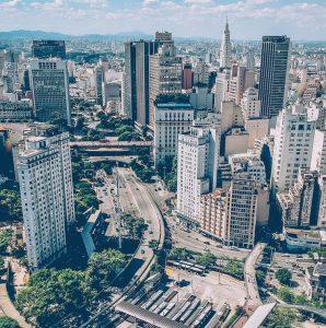 Billeje & lejebil i São Paulo
