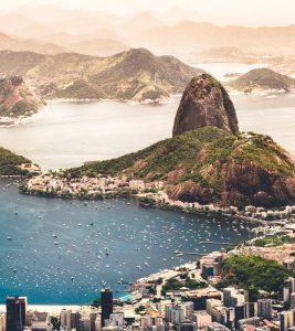 Billig biludlejning i Brasilien