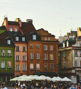 Billeje & lejebil i Warszawa