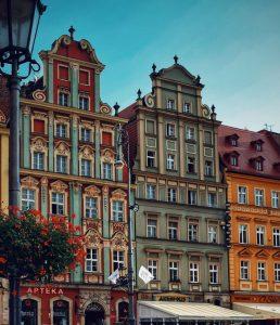 Billig biludlejning i Polen